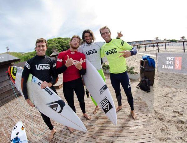 #VansSurfTheChecklist vans Mar del Plata Honu Beach loqueva