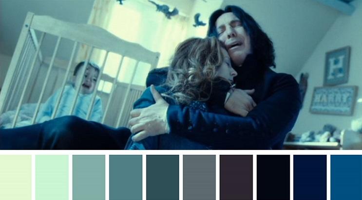 Cinema Palettes Harry Potter y las Reliquias de la Muerte II