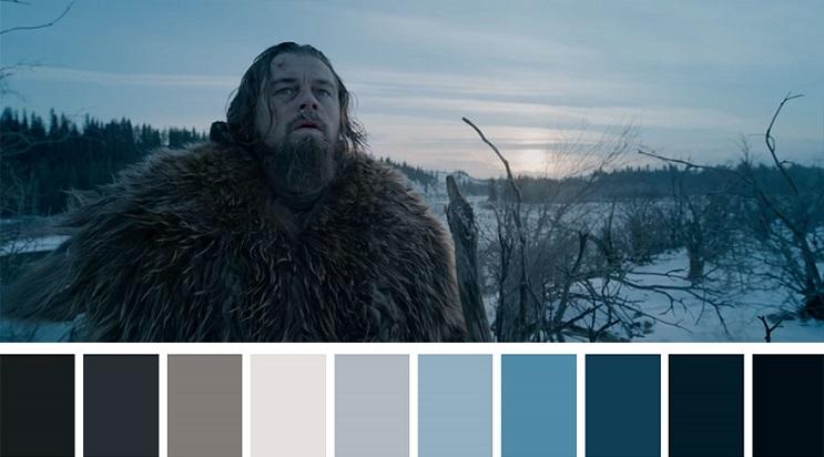 Cinema Palettes The Revenant