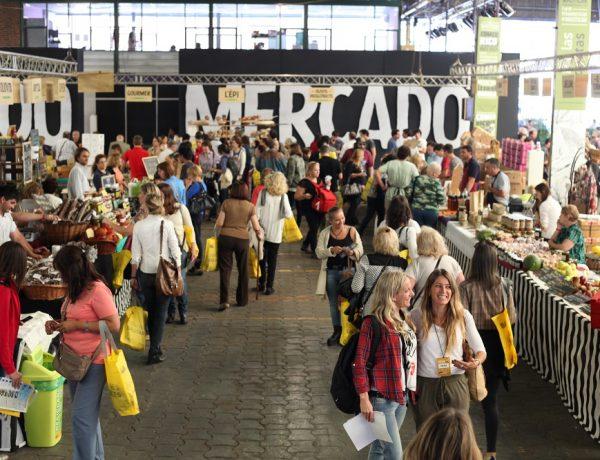 El Mercado de Masticar. Corazón de la feria, corazón de la Argentina