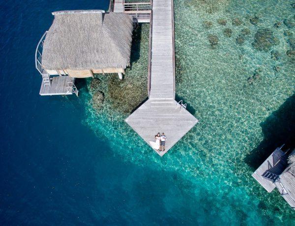 Helen Harvard drones bodas polinesia loqueva