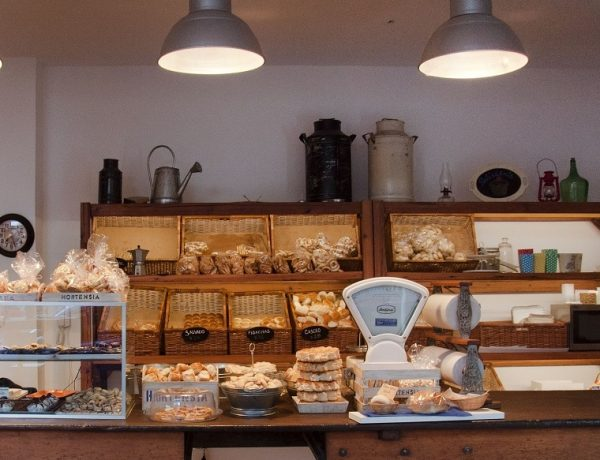 Hortensia tienda de pan Caballito loqueva