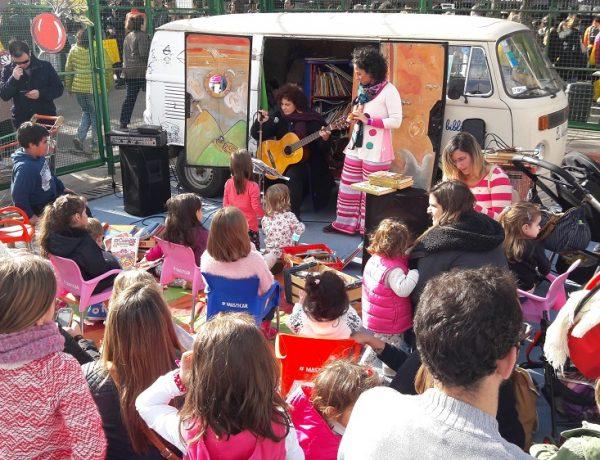 La Biblioneta Feria Masticar 2016