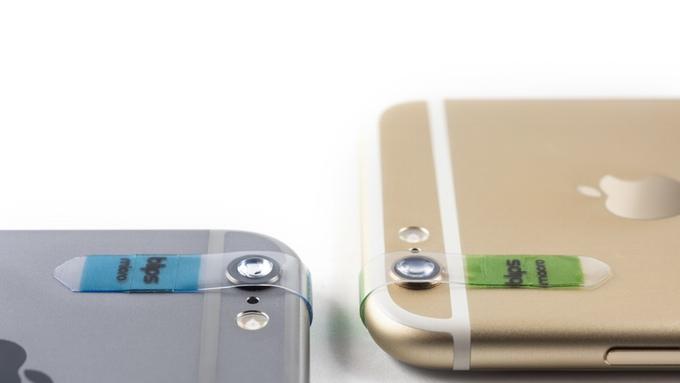 blips objetivos microscopio smartphone kickstarter loqueva