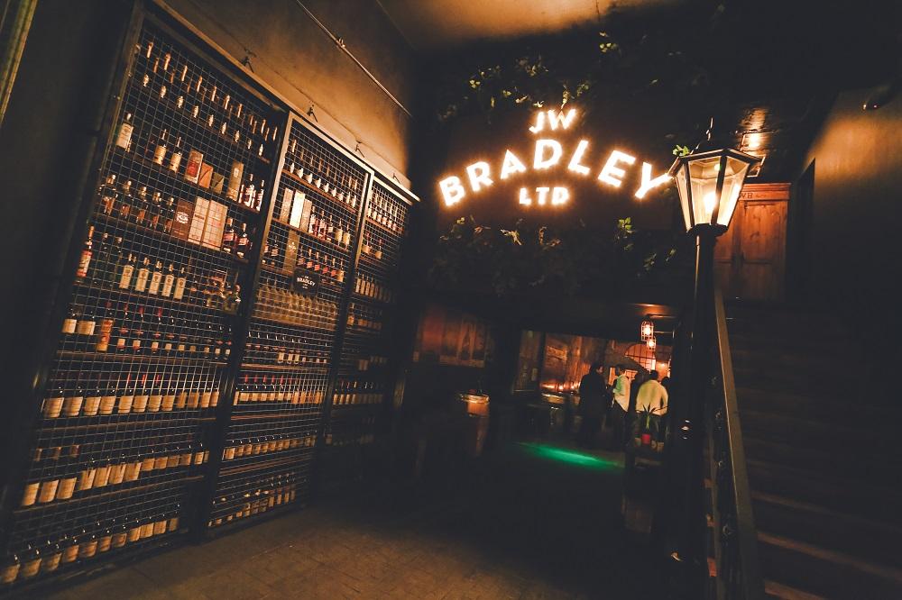 Bradley Ltd Bar Palermo speakeasy loqueva