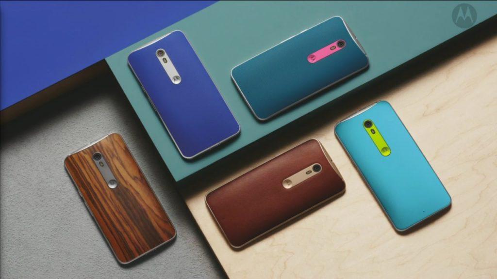 Motorola X Style smartphone celular loqueva