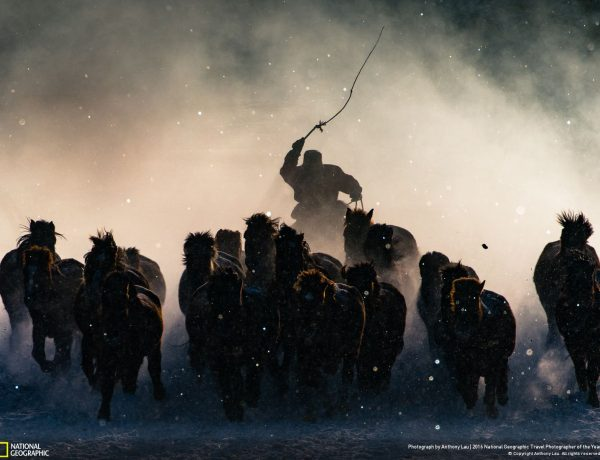 Anthony Lau el título de Travel Photographer of the Year