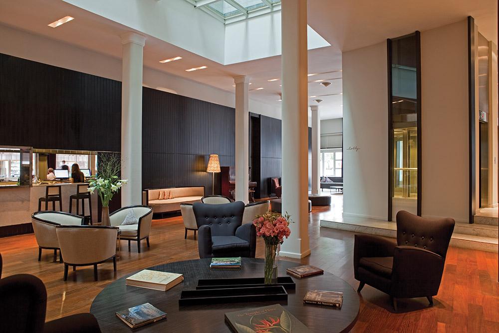 Hotel Esplendor Savoy Rosario loqueva
