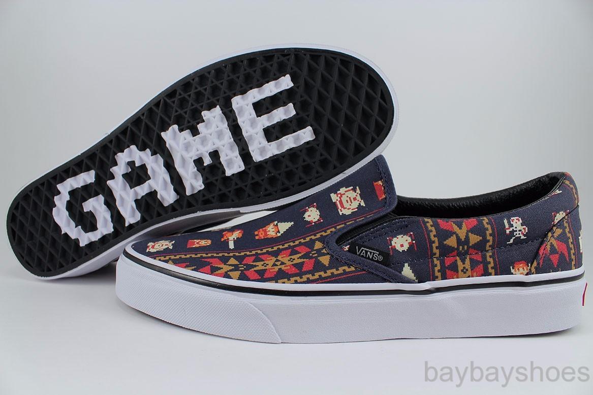 zapatillas vans nintendo