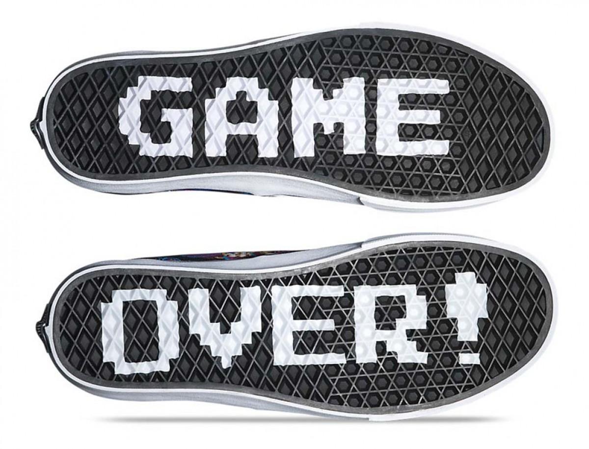 zapatillas vans nintendo argentina