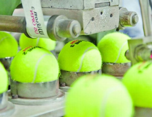 wilson pelotitas de tenis