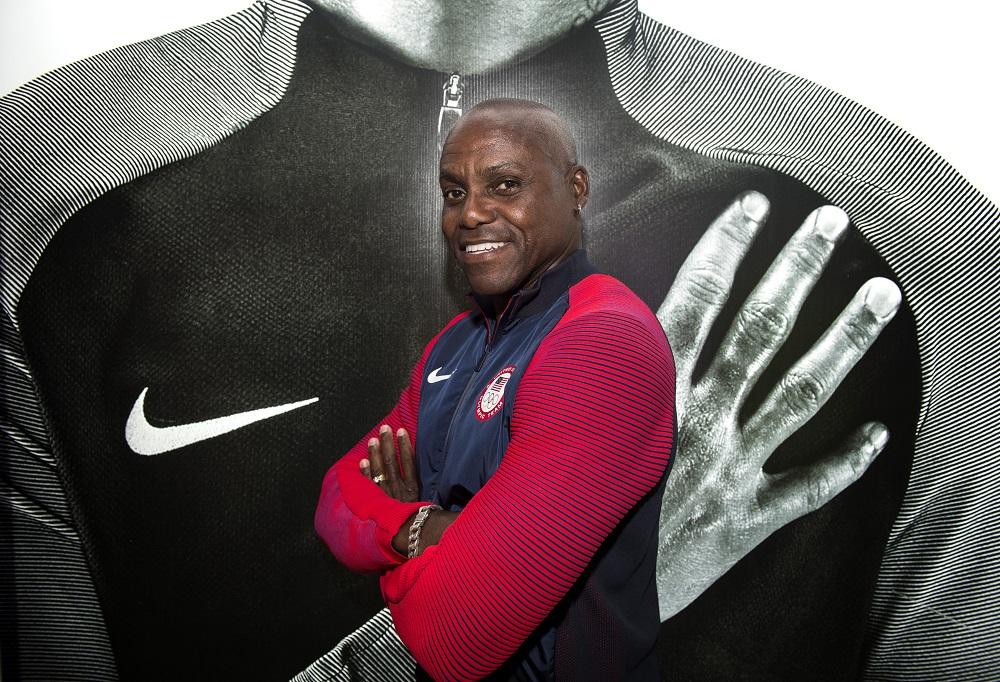 Carl Lewis Unlimited Río de Janeiro Nike