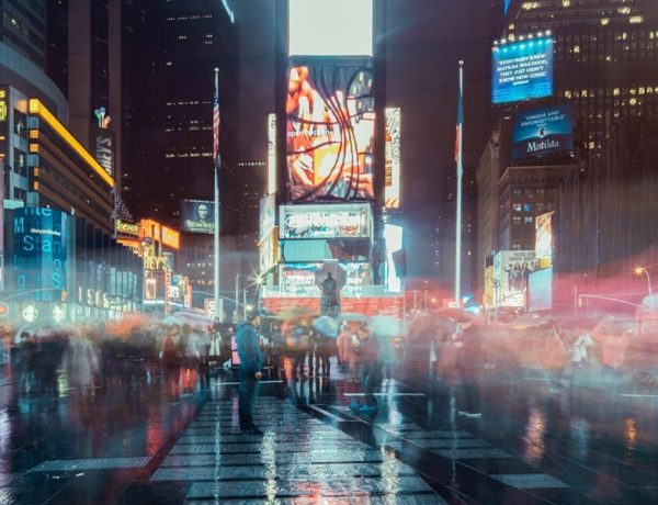 Light on New york Franck Bohbot