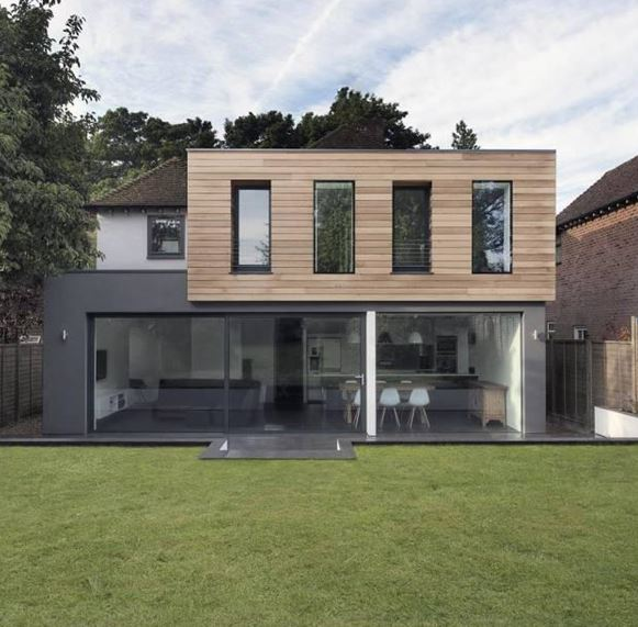 Casas modernas con grandes ideas for Homify casas