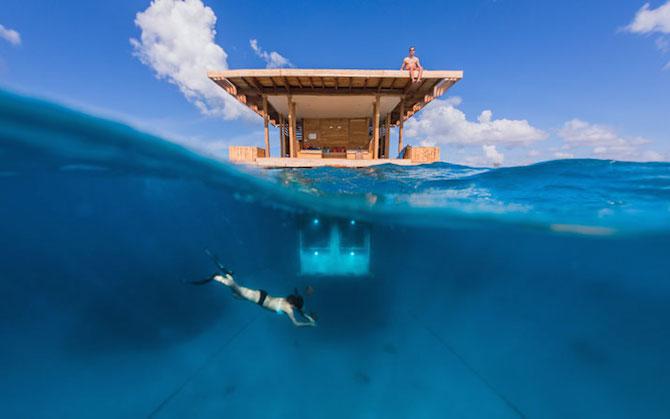 manta resort habitacion submarina tanzania oceano indico (9)