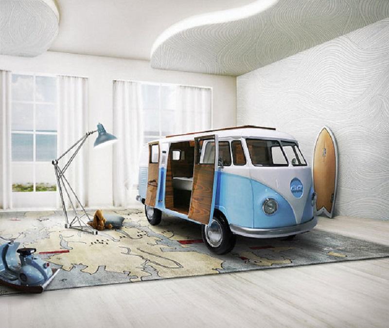 van volkswagen cama para chicos circus (1)