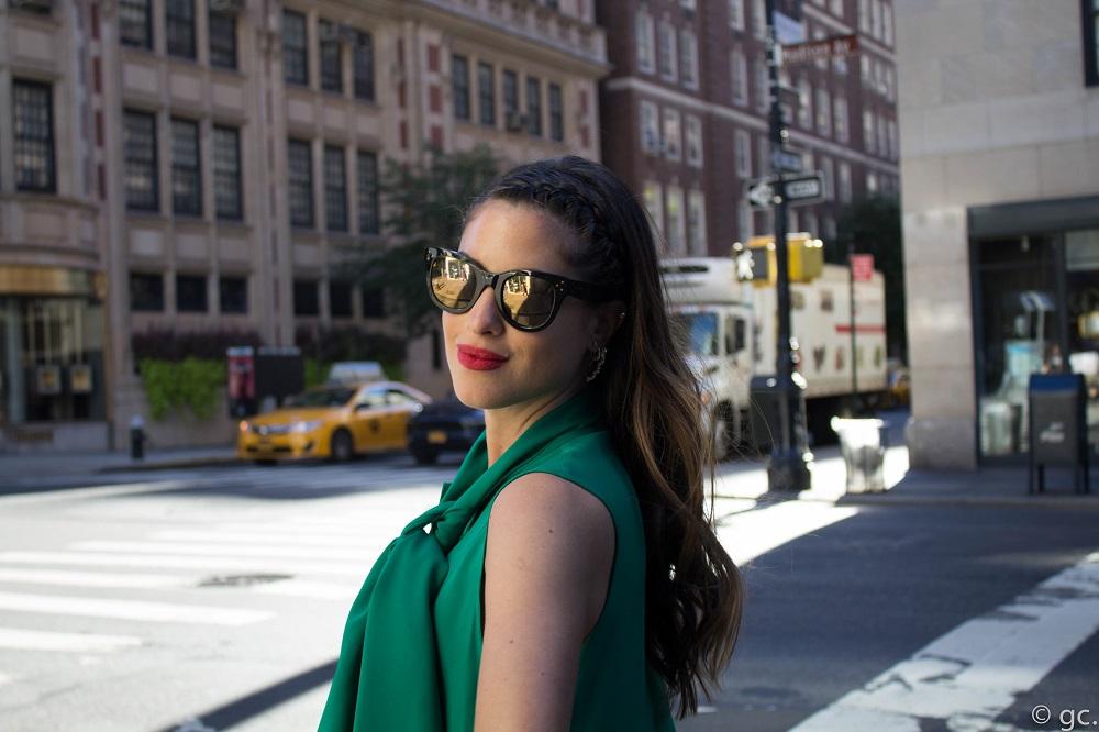 Agustina Casanova en NYFW junto a TRESemme New York Fashion Week (2)