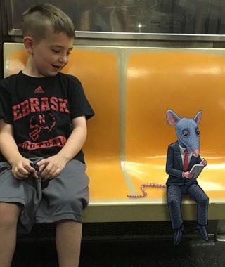 Ben_Rubin_subwaydoodle_Ilustraciones_subte loqueva