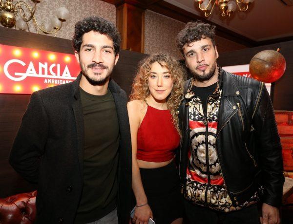 Chino, Anita y Dante los protagonistas de Gancia #GeneracionGancia