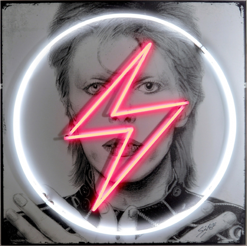 David Bowie Star, 1972