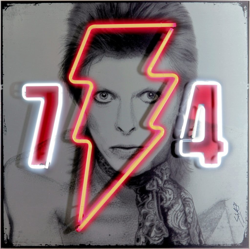 David Bowie Year Of The Diamond Dogs, 1974