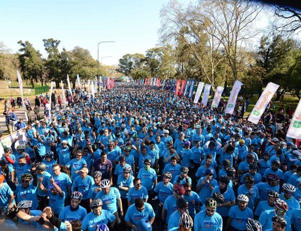 Más de 4.000 personas disfrutaron de farmacity Spring Roller en Palermo
