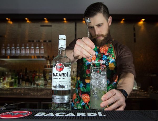Bacardi legacy Cocktail 2017