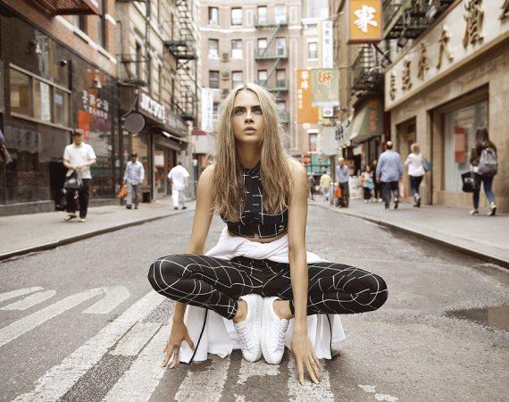 Puma presenta su campaña femenina Do You con Cara Delevingne