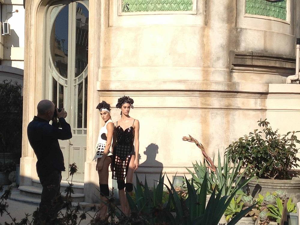 Shooting Campaña CHIC IN hotel Esplendor savoy rosario gabriel rocca loqueva (1)