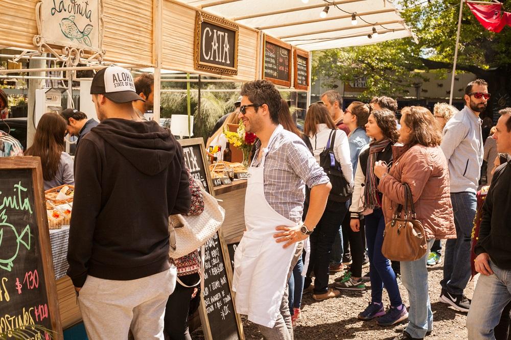 Feria gastronómica_Mercado de Zárate