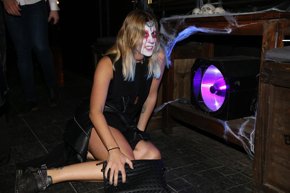 Halloween en Bradley by Ciroc