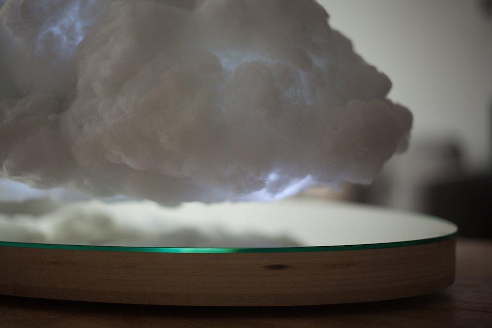 Making Weather nube speaker cloud Bluetooth loqueva (2)