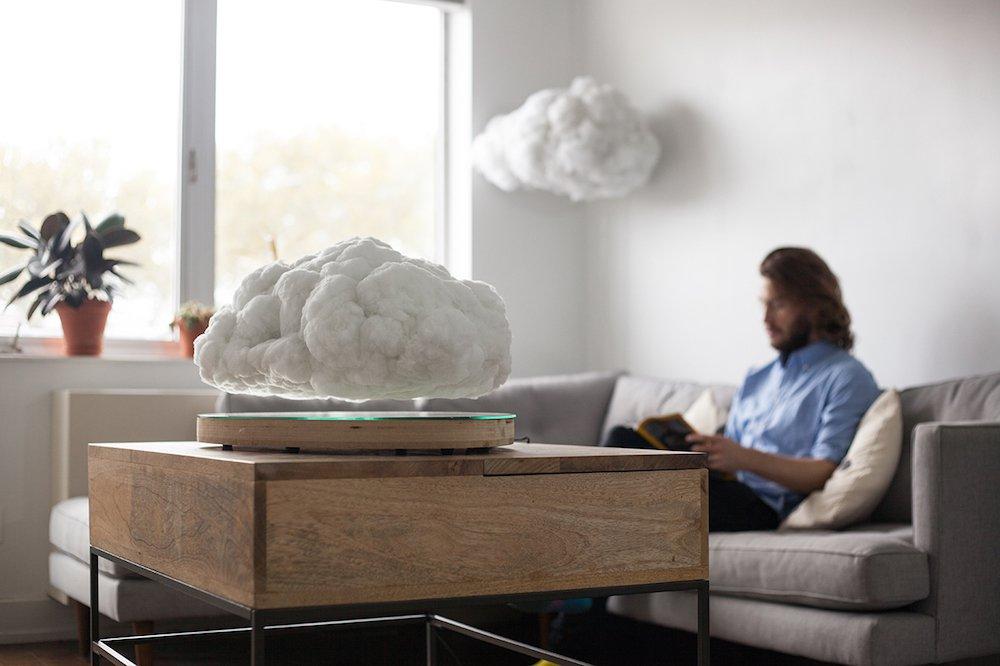 Making Weather nube speaker cloud Bluetooth loqueva (4)