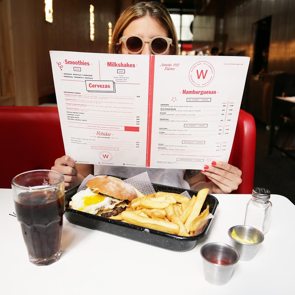Williamsburg hamburguesas Palermo
