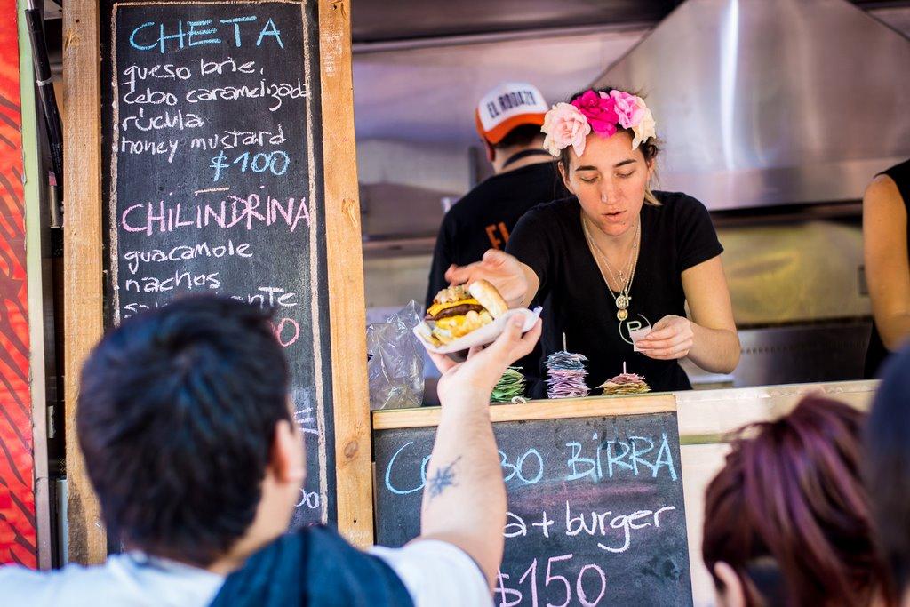 Burger Fest Paseo Costero de Vicente López