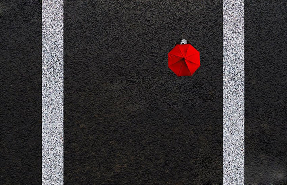 Cautivante fotografía minimalista por Helena Georgiou