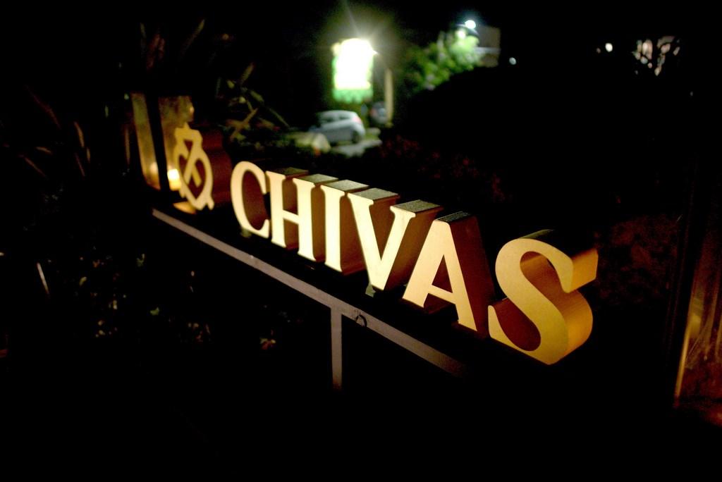 Chivas Regal Casa Babel Punta del Este