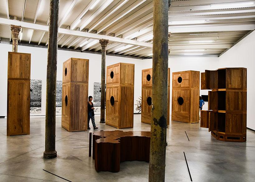 Inoculación de Ai Weiwei en Fundación Proa (2)