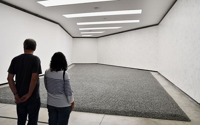 Inoculación de Ai Weiwei en Fundación Proa (4)