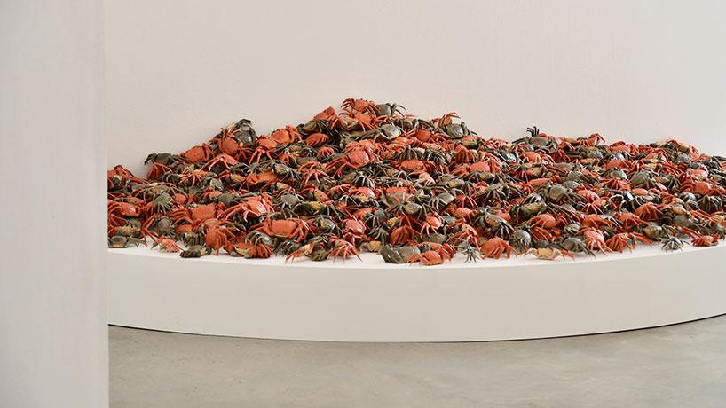 Inoculación de Ai Weiwei en Fundación Proa (6)