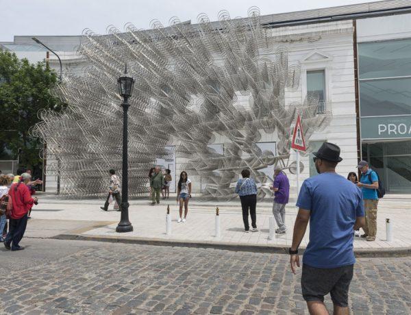 Inoculación de Ai Weiwei en Fundación Proa