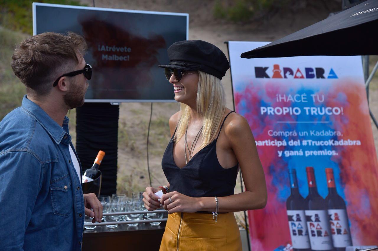 Nico Riera y Cande Ruggeri