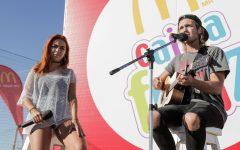 Show Franco Masini y Mili Masini McDonald's