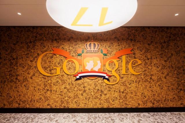 Un recorrido por las oficinas de Google en Amsterdam