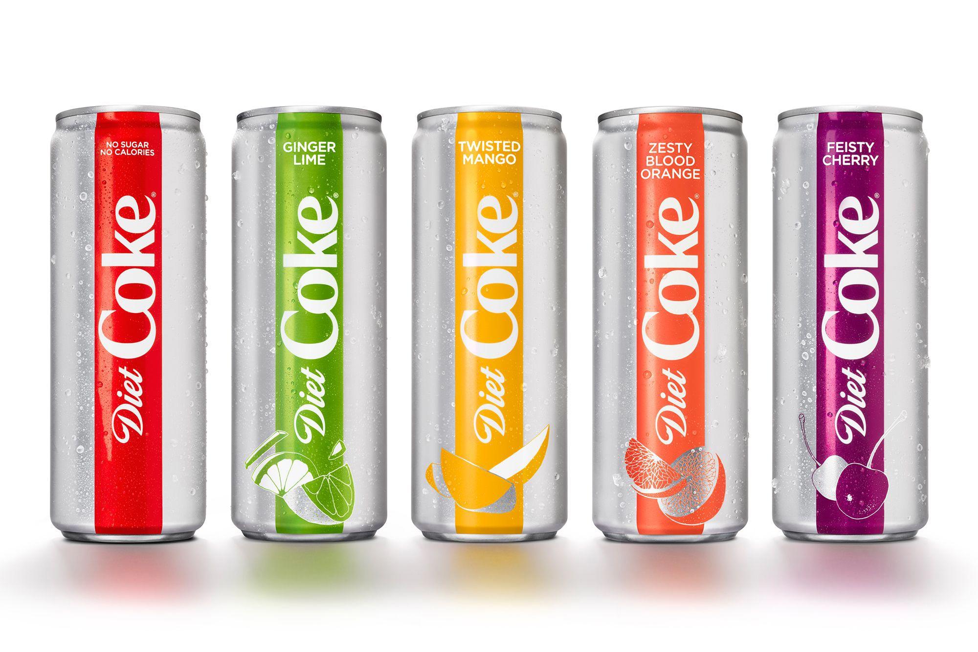 diet_coke_rediseño y nuevos sabores usa loqueva (1)