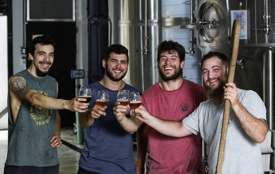 el galpón de tacuara tu cerveceria local