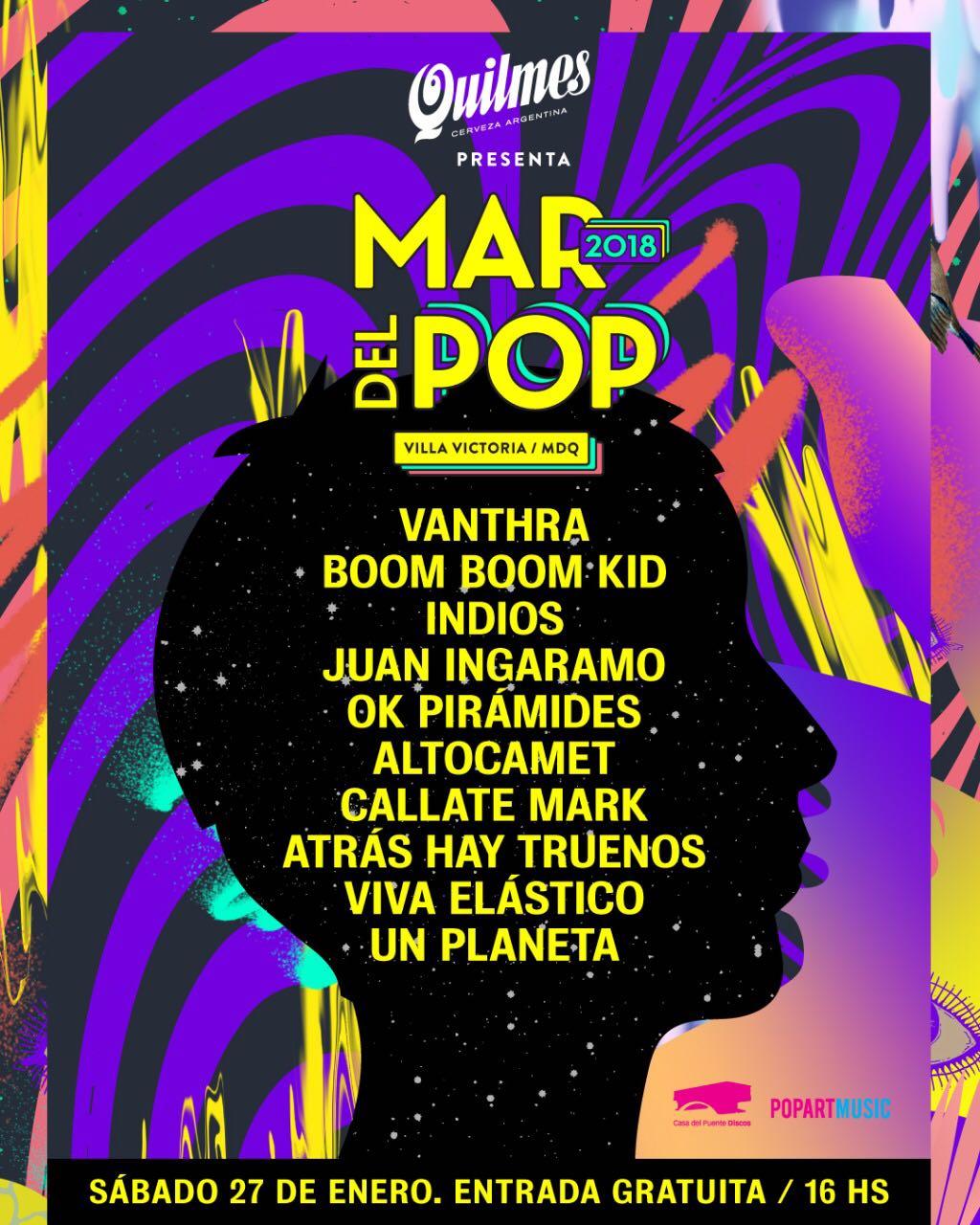 mar del pop 2018