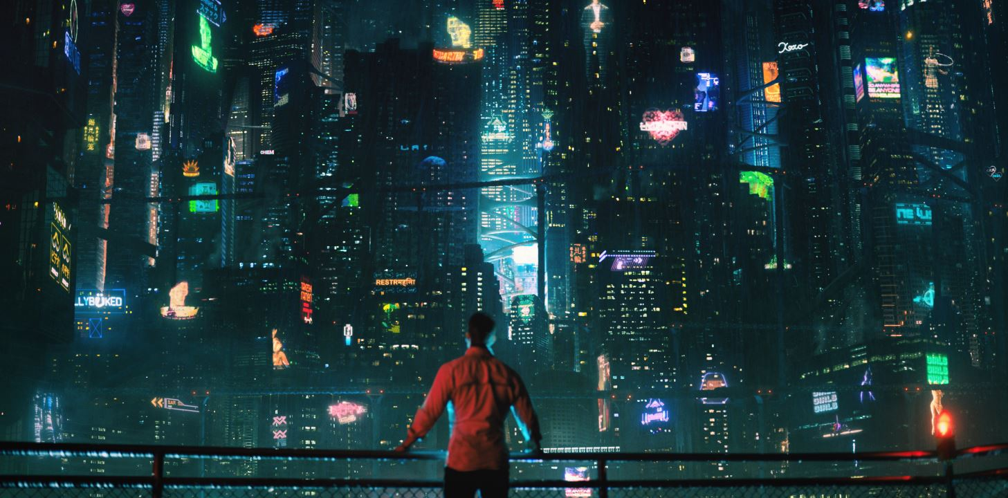 Altered Carbon, la serie cyberpunk de Netflix