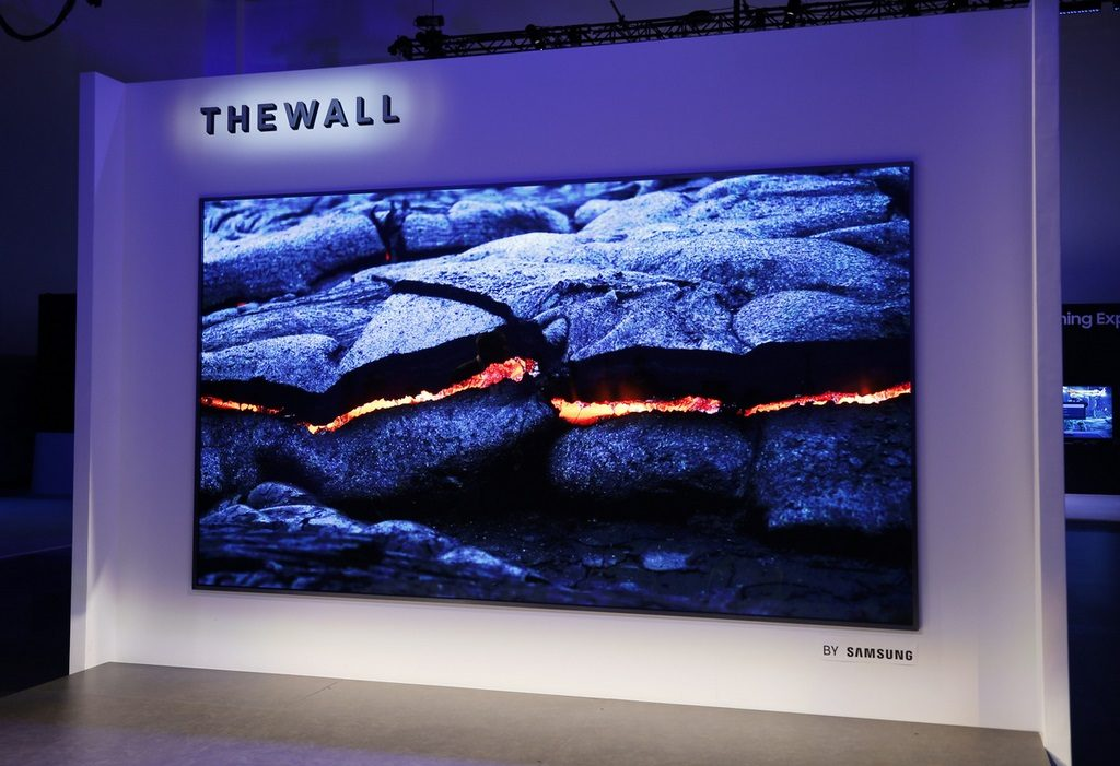 samsung the wall ces 2018 (1)