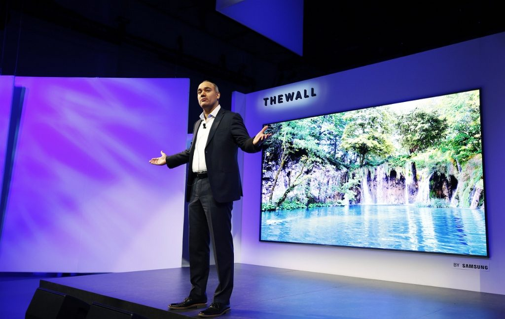 samsung the wall ces 2018 (3)